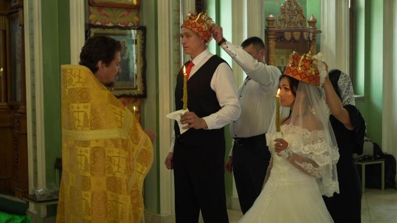 венчание марк ирина