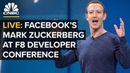 WATCH LIVE: CEO Mark Zuckerberg talks about Facebook's privacy product road map—April 30, 2019