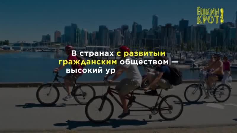 Катастрофическое неравенство в России