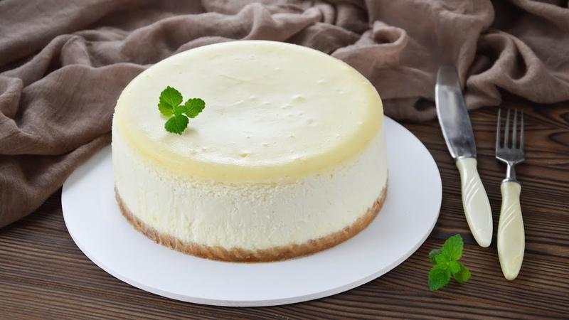 ЧИЗКЕЙК ☆ Сырный пирог из сериала ДРУЗЬЯ ☆ CHEESE CAKE