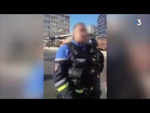 Policier filmé en train de frapper plusieurs personnes à Toulon : l'IGPN saisie