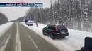ДТП на трассе Пермь-Березники.