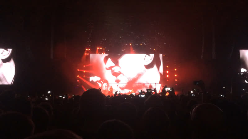 Depeche Mode СПб 2017