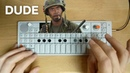 I'M A DUDE! — OP-1 Chill Remix of RDJ in Tropic Thunder