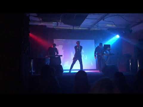 Zheks (of Radiomun) New Version - Personal Jesus (DM Cover, Garage, Kaluga, 17.11.2018)