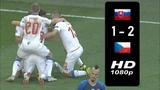 Slovakia vs Czech Republic 1 2 Full Game All GOALS &amp HIGHLIGHTS