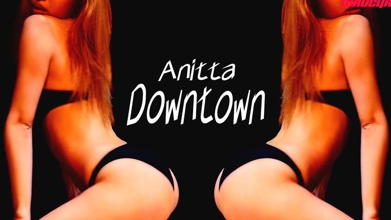 후방주의 역대급 뒷태 트월킹 WAVEYA Asian Twerk Anitta Downtown
