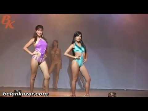 Pasarela Traje de Bano grupo Profesional - Evento Gala 2008 día 15-12-08