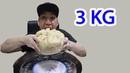 Thử Làm Bánh Bao Khổng Lồ