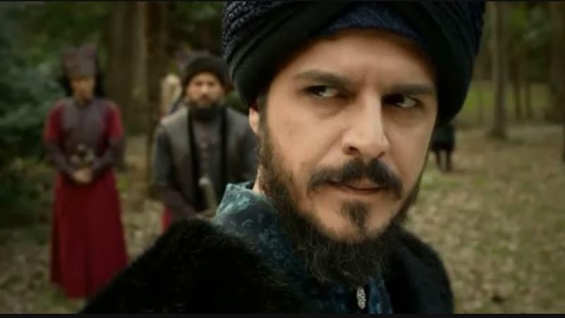 Прощанье Шехзаде Мустафы с семьей [129]