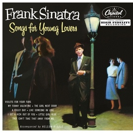 Frank Sinatra альбом Songs For Young Lovers