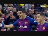 «Барселона» - «Реал Мадрид». Гол Коутиньо