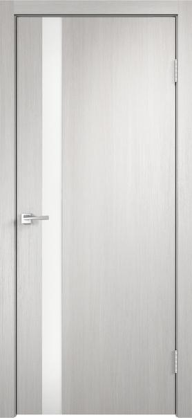 Дверь Магнум-лайт, дуб белый поперечный