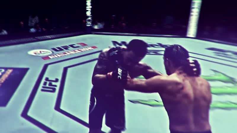 Golden MMA Vine 5