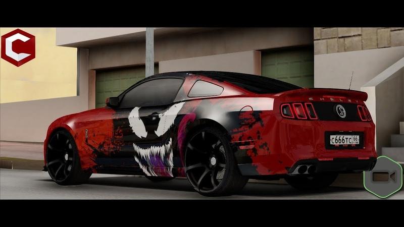 RCCDPlanet Shelby GT500 StasyQ