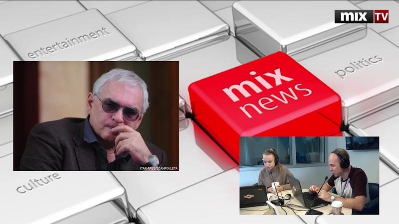 Российский кинорежиссёр, народный артист РФ Карен Шахназаров в программе Абонент доступен MIXTV