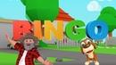 🐶 BINGO 🐶 | Nursery Rhymes Songs for Kids | Karaoke for Сhildren