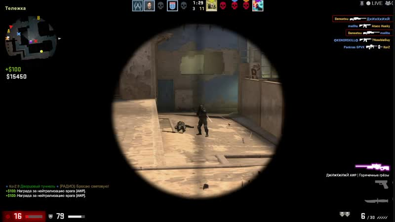 2.Counter-Strike Global Offensive