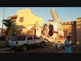 Крушение самолета в Мексике
