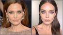 Angelina Jolie Makeup Tutorial!   Emily DiDonato Erin Parsons