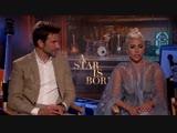 Интервью Леди Гаги и Брэдли Купера для Harkins в Торонто (10.09.2018)