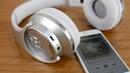 SODO藍牙耳機 一秒變身喇叭 內建插卡 fm收音機