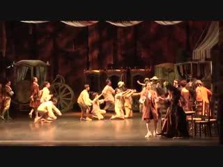2018-10-17 Teatro alla Scala, Manon (excerpt), Svetlana Zakharova, Roberto Bolle, Nicola del Freo