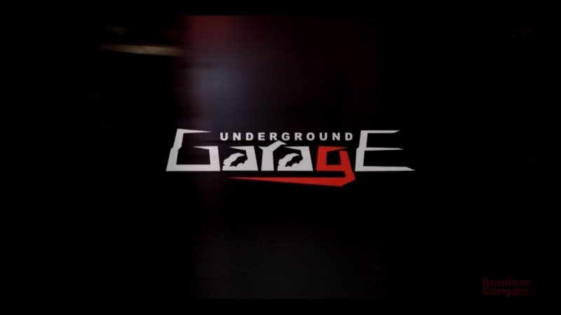 GARAGE UNDERGROUND MAIN BAR CHRISTIAN CRAKEN (BG)