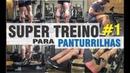 Super Treino 1 para PANTURRILHAS e TIBIAL ANTERIOR