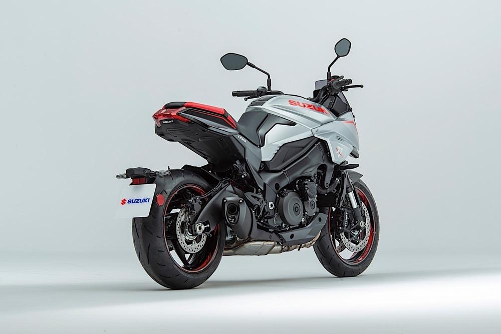 В Великобритании мотоцикл Suzuki Katana Samurai Pack 2020 будет стоить 11 399 фунтов