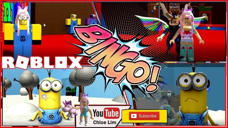 🤓 Roblox Minion Freeze Tag Classic Gameplay! Having fun being a Minion! LOUD WARNING!