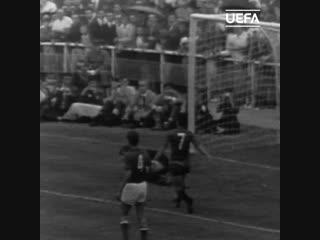 Яшин в финале ЧЕ-1964