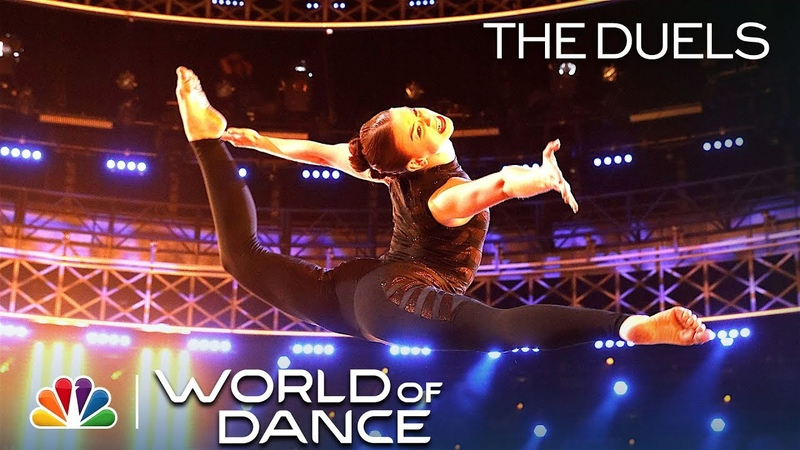 Lauren Yakima Shows Remarkable Confidence to Escalate - World of Dance 2019 (Full Performance)