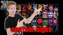 КИРИЛЛ играет в ПЯТЬ НОЧЕЙ С ФРЕДДИ 7 Ultimate Custom Night!