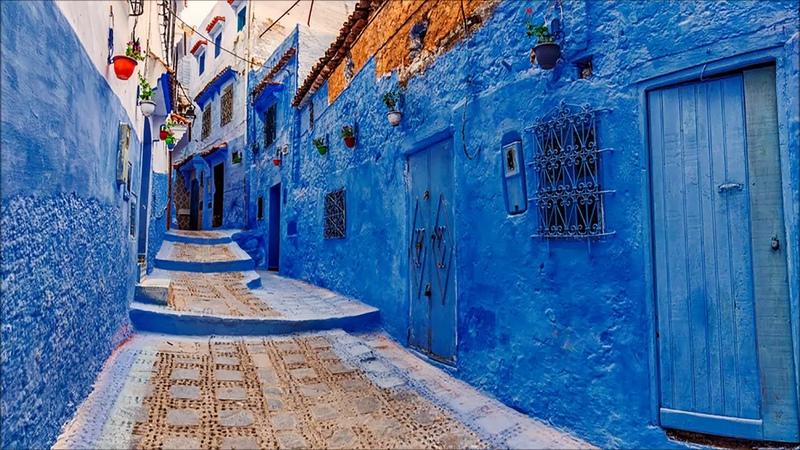 Wonderful Ethno Music (Andalusia vs. Arabia) Balance Mix