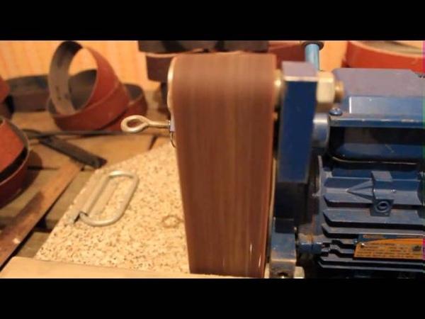 Карандаш для чистки лент гриндера своими руками