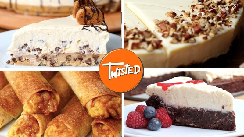 Delicious Cheesecake 7 Ways | Twisted
