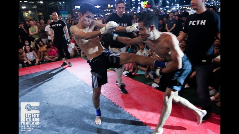 FIGHT CLUB THAILAND อินดี้ปิ่นเกล้า ซีมหาดไทย See x ซิ๊กแซก Sicksak