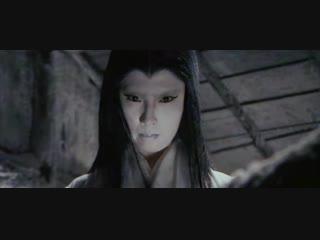 Легенда о снежной женщине (Япония, 1968) ужасы, советский дубляж
