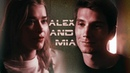 Mia and Alexander 💞 skam DRUCK [ 1×10]