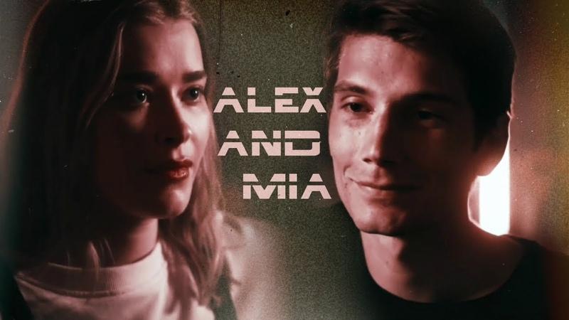 Mia and Alexander 💞 skam DRUCK [1×10]