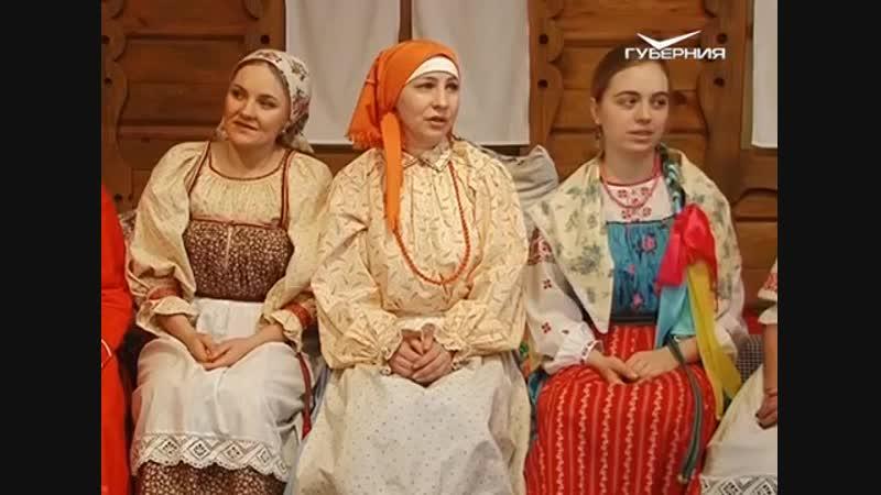 Традиции празднования святок в Самарской области.Часть 1(телеканал Губерния, передача Путь паломника)