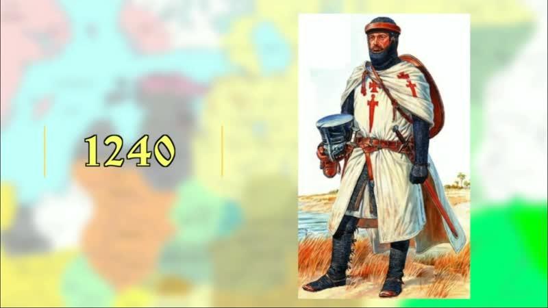 Ежик Лисичкин(47) На случай переговорах о крестоносцах