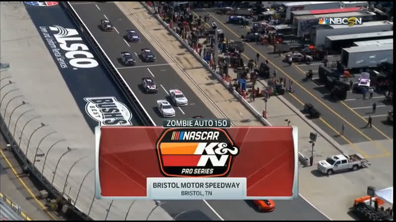 2019 NASCAR KN Pro Series East - Round 02 - Bristol 150