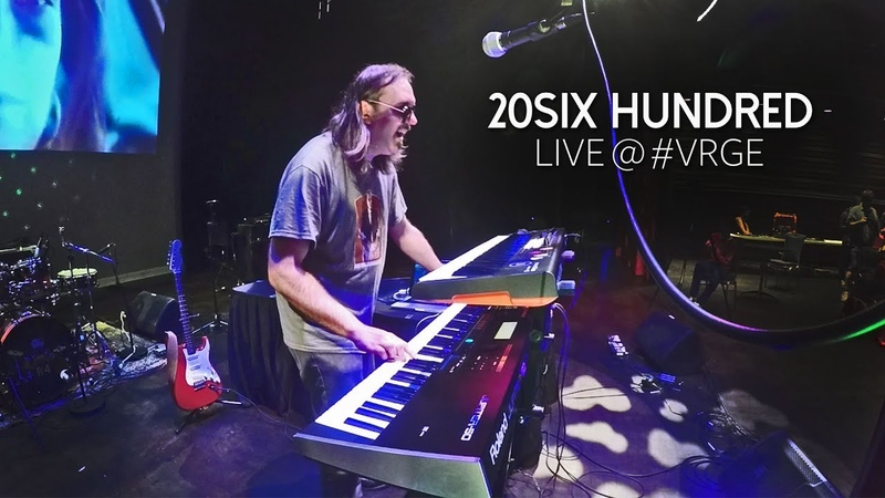 20SIX Hundred - Live at the VRGE
