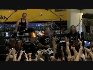 Metallica Fade to Black (Live on Record Store Day 2016)