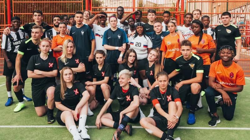 Nike Football Бунтари Коробок