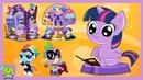 My Little Pony Мини-Пони.Чемпионат в Школе Дружбы.Вся Коллекция Пони Открыта.Мультик Игра
