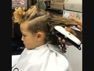 А это точно мальчик?