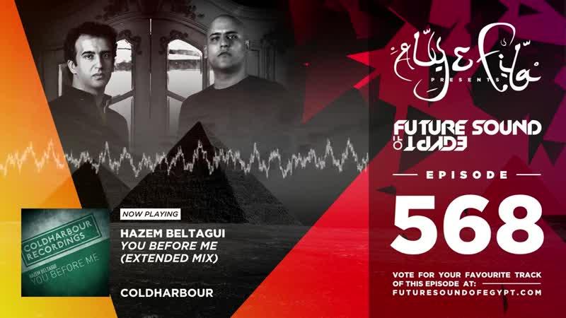 Aly Fila - Future Sound of Egypt 586